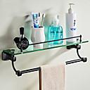 זול מדפי מקלחת-צדף לחדר האמבטיה יצירתי עכשווי פלדת על חלד 1pc - חדר אמבטיה מותקן על הקיר