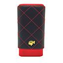 hesapli Kül Tablalar-Cohiba 3 sahipleri siyah kırmızı hakiki deri puro kılıfı iç sedir astar ile güzel hediye kutusu ile paketlenmiş