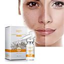 זול Skin Care-קולגן ויטמין C חומצה היאלורונית סרום נוזלי קרם לחות לעור הלבנת פפטיד לתיקון פנים פלא אישה