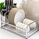 Недорогие IP-камеры для помещений-Высокое качество с Нержавеющая сталь Полки и держатели Повседневное использование Кухня Место хранения 3 pcs