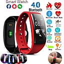Недорогие Умные браслеты-qs04 умный браслет часы qs80plus фитнес-трекер артериальное давление монитор сердечного ритма smartband