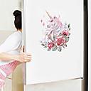 halpa Seinätarrat-söpö sarjakuva seinä tarroja - eläin seinä tarroja eläimet / maisema opiskelu huone / toimisto / ruokailuhuone / keittiö-j