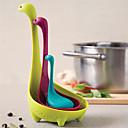 זול אביזרים למטבח-פלסטי כלים מסננים מקפה כלים Creative מטבח גאדג'ט חמוד כלי מטבח כלי מטבח רב שימושי עבור כלי בישול כלים חדישים למטבח 1pc