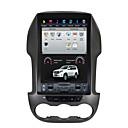 זול מחצלות ושטיחים-ZWNAV FORD Range F250 12.1 אִינְטשׁ 2 Din אנדרואיד 7.1 ב- Dash נגן DVD / לרכב GPS Navigator בלותוט' מובנה / שלט להגה / Wifi ל Ford VGA / MicroUSB תמיכה MP4 JPEG