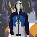 halpa Cosplay-rooliasut arkeen-Gundam Gundam Huppari Poly / Puuvilla 3D Käyttötarkoitus Miesten / Naisten