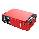 זול מקרנים-t6 מלא HD הוביל מקרן 4k 3500 לומן hdmi USB 1080p נייד קולנוע proyector bey עם מתנה מסתורית