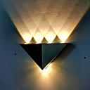povoljno Zidni svijećnjaci-New Design Suvremena suvremena Outdoor zidna rasvjeta Unutrašnji / Garaža Metal zidna svjetiljka IP65 opći 1 W