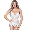 povoljno Seksi donje rublje-Žene Čipka Sexy Odijelo Noćno rublje Jednobojni Obala M L XL / Na vezanje oko vrata