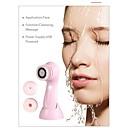 זול Skin Care-שוש פלוס מברשות ניקוי פנים שחורות נטענות נטענות מסירים כלי יופי