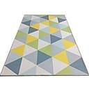 זול שטיחים-שטח שטיחים מודרני 100 גרם למטר מרובע, פוליאסטר סרוג נמתח, מרובע איכות מעולה שָׁטִיחַ