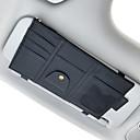 זול רכב הגוף קישוט והגנה-אירגוניות לרכב אריזת תקליטור / מחזיק כרטיסים / משקפיים קליפים עור PU / ניילון עבור אוניברסלי כל השנים