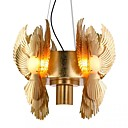 povoljno Lusteri-QIHengZhaoMing 3-Light Lusteri Ambient Light Electroplated Metal 110-120V / 220-240V