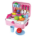 זול צעצועי מקצועות ומשחקי תפקידים-משפחה מאמרים ריהוט סימולציה ABS + PC ילדים כל צעצועים מתנות