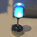 hesapli LED Akıllı Işık-1pc Gece aydınlatması LED Mavi USB Yaratıcı <=36 V