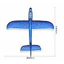 povoljno Glider igračaka-Igračke letjelice Zrakoplov Fokus igračka Interakcija roditelja i djece Plastično kućište Djeca Sve Igračke za kućne ljubimce Poklon