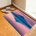 זול מחצלות ושטיחים-1pc מודרני משטחים לאמבט / שטיחונים לאמבט אלמוגים יצירתי / חיה 5mm חדר אמבטיה עיצוב חדש