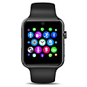 זול שעון משופצת-lemfo lf07 שעון חכם bt tracker תמיכה להודיע & לפקח על קצב לב תואם אפל / סמסונג / אנדרואיד טלפונים