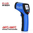 povoljno Mjerači temperature-ir-802h laserski infracrveni termometri ir termometar mini ručni prijenosni digitalni elektronički vanjski beskontaktni termometar