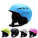 お買い得  スキーヘルメット-Phibee スキーヘルメット 男の子 女の子 アイススケート 戸外運動 スノーボード 屋外 子供のための 取り外し可 プラスチック+ PCB +耐水エポキシカバー ESP+PC ポリ / コットン混 CE