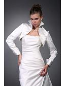 hesapli Gelin Şalları-Yünlü Düğün Partisi Paltolar & Ceketler / Kadın Eşarpları İle Kabanlar / Ceketler
