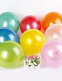 billige Nøkkelringgaver-Ballong Blandet Materiale Bryllupsdekorasjoner Bryllup / Fest / Bryllupsfest Hage Tema / Klassisk Tema Vår / Sommer / Høst