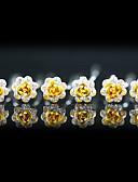preiswerte Kleider für die Blumenmädchen-Edelstein & Kristall / Krystall / Stoff Tiaras / Kopfbedeckung / Haarnadel mit Kristall 1 Hochzeit / Besondere Anlässe / Party / Abend Kopfschmuck / Aleación