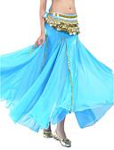 hesapli Göbek Dansı Giysileri-Göbek Dansı Etek Kadın's Eğitim Polyester / Balo Salonu