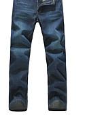 preiswerte Mode für Mädchen-Herrn Grundlegend Jeans Hosen Hose Solide