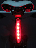 cheap Wedding Veils-Rear Bike Light / Safety Light / Tail Light LED Bike Light Cycling LED Light AAA Battery Cycling / Bike - MOON / IPX-4