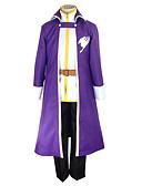 ieftine Plovere de Damă-Inspirat de Basme Gray Fullbuster Anime Costume Cosplay Costume Cosplay Peteci Geacă Cămașă Pantaloni Centură Pentru Bărbați