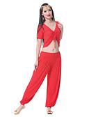 preiswerte Bauchtanzkleidung-Bauchtanz Austattungen Damen Leistung Mercerisierte Baumwolle