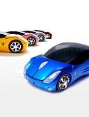 halpa Hääbolerot-silent creative car Langaton Uutta hiiri 800 3 1 AAA paristo moottoroidut