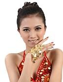 ieftine Ținută Dans din Buric-Accesorii de Dans Bijuterii Pentru femei Paiete / Metalic Monede Crăciun / Halloween