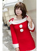 preiswerte Handyhüllen-Inspiriert von Cosplay Yui Anime Cosplay Kostüme Cosplay Kostüme Kleid Hut Für Damen