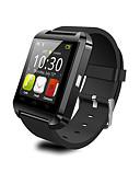 baratos Smartwatches-Relógio inteligente U8 para Android Bluetooth USB Esportivo Tela de toque Calorias Queimadas Suspensão Longa Distancia de Rastreamento Temporizador Cronómetro Aviso de Chamada Monitor de Atividade