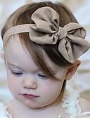 baratos Infantil Tiaras-Bébé Para Meninas Chiffon Acessórios de Cabelo Rosa claro / Camel / Azul Claro Tamanho Único / Bandanas