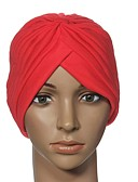 cheap Women's Hats-Women's Active Polyester Beanie / Slouchy - Solid Colored / Winter / Hat & Cap