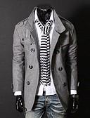 זול חולצות לגברים-אחיד קלסי ונצחי ג'קט-בגדי ריקוד גברים,סגנון פורמלי