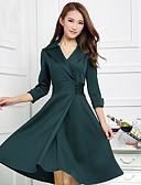 preiswerte Kleider-Damen Schick & Modern Kleid - Moderner Stil, Solide