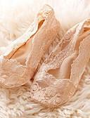 billige Sokker og strømper til damer-Dame Sokker-Jacquardvevnad Tynn