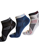voordelige Herenondergoed-Heren Wandelsokken 3 Pairs Sokken / Fietssokken Houd Warm / Sneldrogend / Draagbaar voor Kamperen&Wandelen / Jagen / Vissen