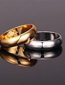 olcso Ruha óra-Női Band Ring Gyűrű - Platina bevonat, Arannyal bevont, Ötvözet Vintage, Party, Munkahelyi Arany / Ezüst Kompatibilitás Parti Évforduló Születésnap