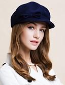 זול כובעים אופנתיים-צמר כובעים 1 חתונה אירוע מיוחד קזו'אל משרד קריירה בָּחוּץ כיסוי ראש
