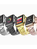 olcso Estélyi ruhák-Nézd Band mert Apple Watch Series 4/3/2/1 Apple Butterfly csat Rozsdamentes acél Csuklópánt
