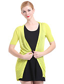 cheap Women's Tops-Women's Casual Solid Colored, Pure Color