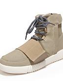 abordables Corbatas y Pajaritas para Hombre-Hombre Fashion Boots Sintéticos Otoño / Invierno Confort Botas Antideslizante Negro / Gris / Rojo