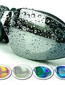 ieftine Maieu & Tricouri Bărbați-înot ochelari de protecție Impermeabil / Anti-Ceață / Dimensiune Ajustabilă Plastic Acrilic Roz / Negru / Albastru Roz / Negru / Albastru