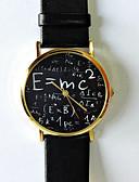 cheap Fashion Watches-Women's Quartz Wrist Watch PU Band Word Watch / Fashion