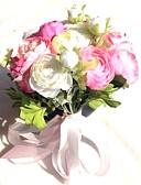 """baratos Calcinhas-Bouquets de Noiva Buquês Casamento / Festa / Noite Cetim 11.8""""(Aprox.30cm)"""