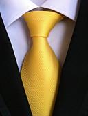 olcso Férfi nyakkendők és csokornyakkendők-Férfi Kreatív Stílusos Luxus / Egyszínű